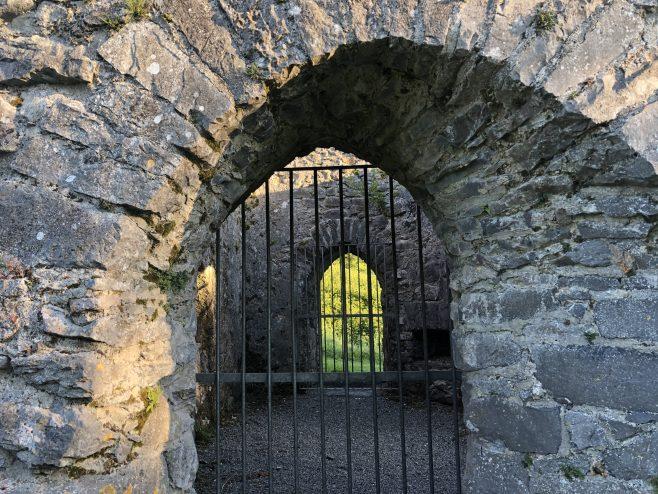 Tea House Folly (Entrance) | Thérèse McIntyre