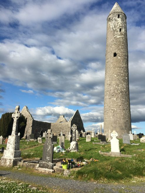 The Tower at Kilmacduagh | Aileen Harte