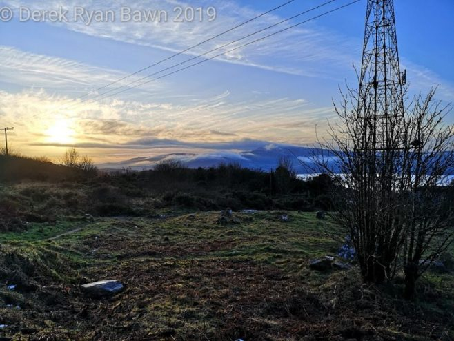 The Graves of the Leinstermen at Winter Solstice | Derek Ryan Bawn