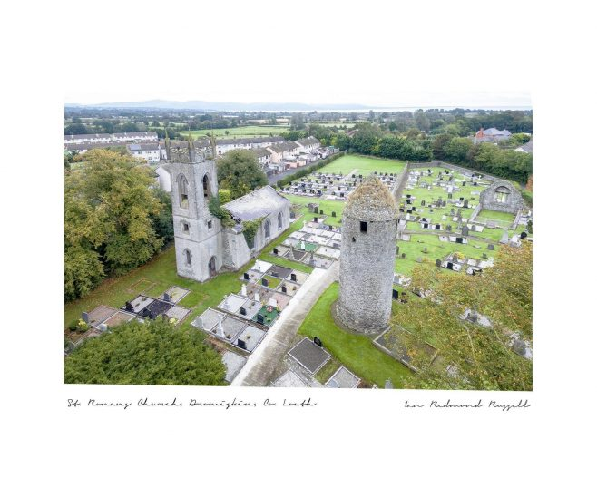 St. Ronan's Church and Dromiskin Round Tower | Ian Russell