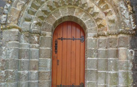 Kilmore St. Feidhlimidh Cathedral Door