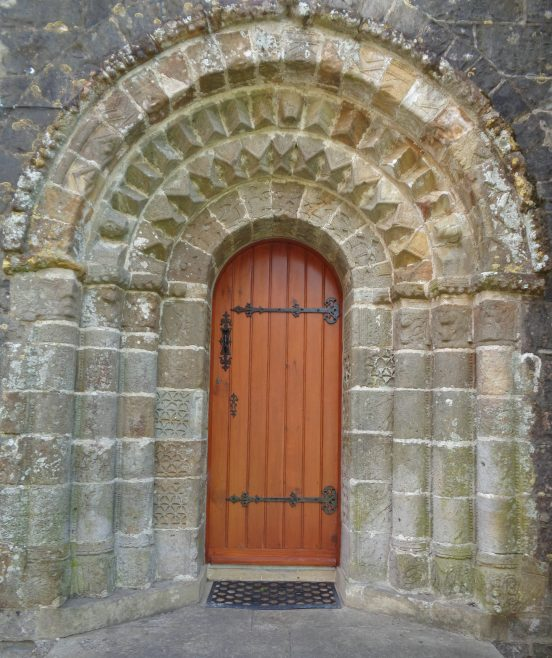 St. Feidhlimidh's Cathedral Door | Christopher Kirk