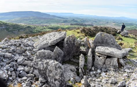 Carrowkeel Neolithic Tombs - Cairns B, E,F, G,H,K