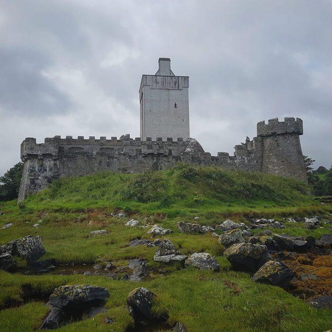 Doe Castle | Doe Castle- The Best Archaeological Site in Ireland :-)