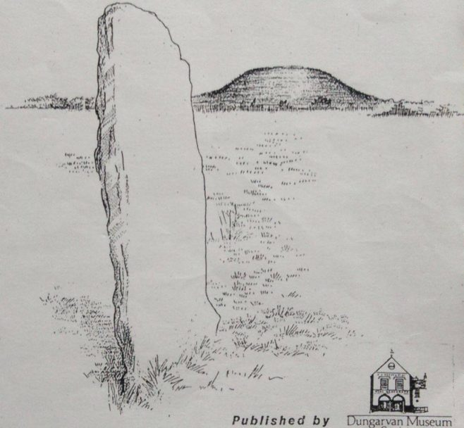 Gallows Hill standing stone | William Fraher