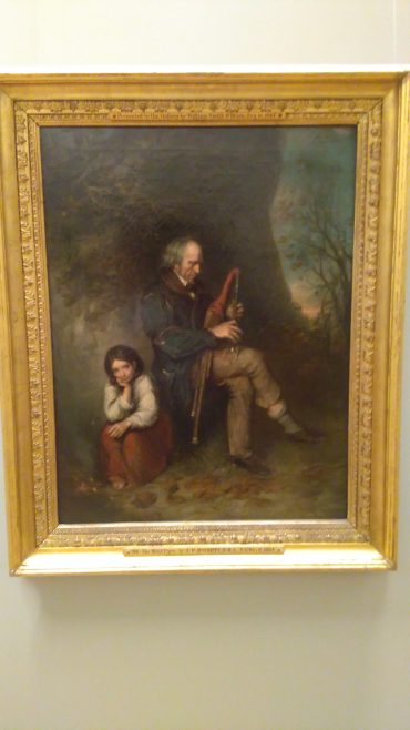 The Limerick Piper by Joseph Patrick Haverty | National Gallery of Ireland, Dublin