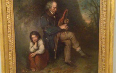'The Limerick Piper' Pádraig O'Briain (Born in Labasheeda, Co. Clare, 1773)