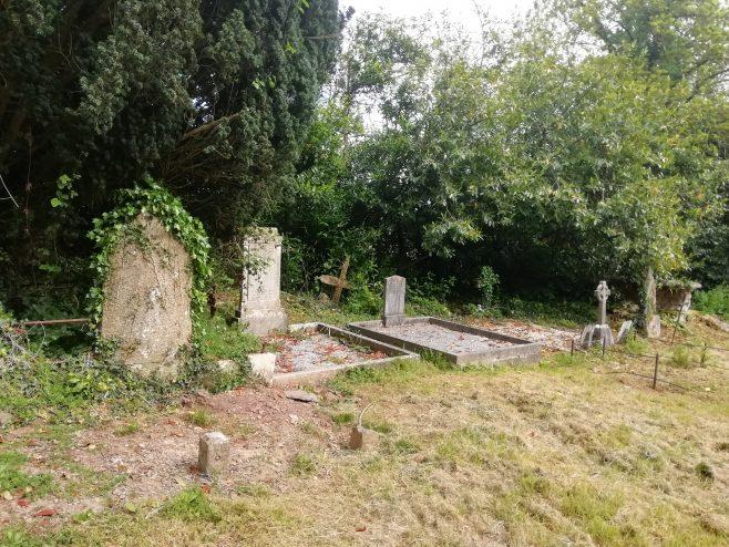 Ballylucra Cemetery | David Ryan