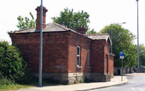 Merrion Railway Station