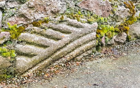 Hidden in Plain Sight – a Medieval Architectural Fragment at Marlfield