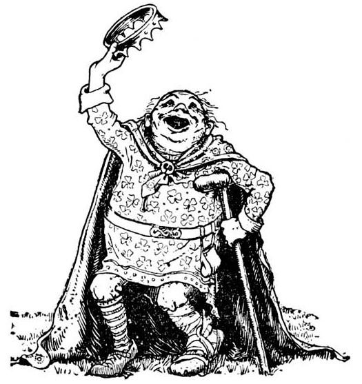 King O'Toole Rejoicing | Pat Reid