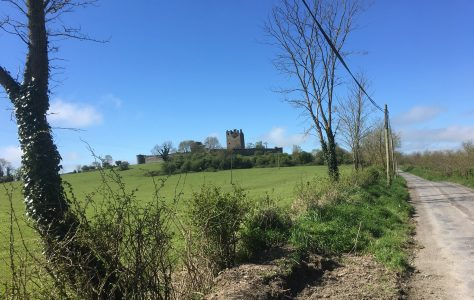 Knockelly Castle, Fethard, Co. Tipperary