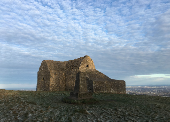Frosty morning at The Hellfire Club | Grainne Corcoran