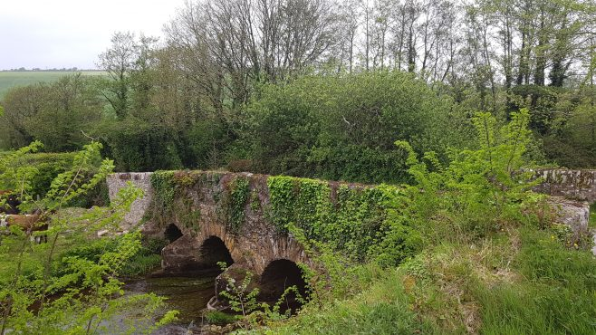 The Two Mile Bridge crosses the Tourig River | Conor Ryan