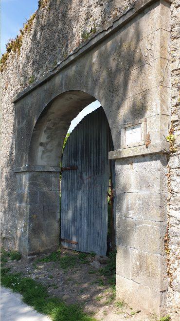 Entrance into the Walled Garden | Neil Jackman