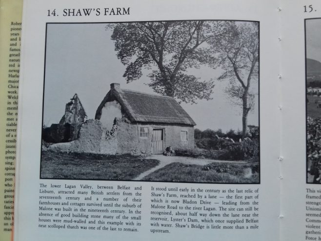 Shaw's Farm (RJ Welch) | Evans and Turner (1977)