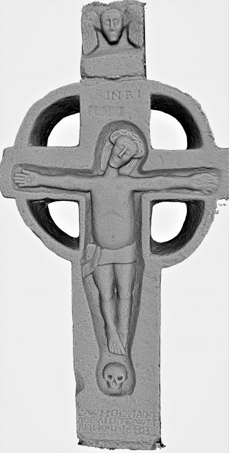 3D image of Cruicetown Cross   Henry Cruise