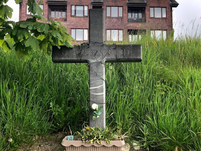 St. Augustine's Cross | Thérèse McIntyre