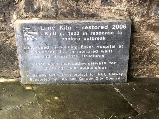 Commemorative plaque (English) | Thérèse McIntyre