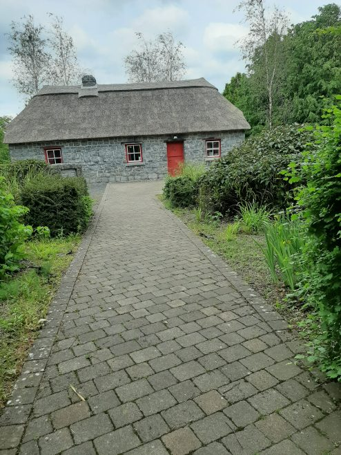 Milltown's Heritage Cottage | Pauline Connolly