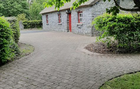 Milltown's cottage in Heritage Park
