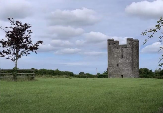 Roodstown castle | Adèle Commins and Daithí Kearney