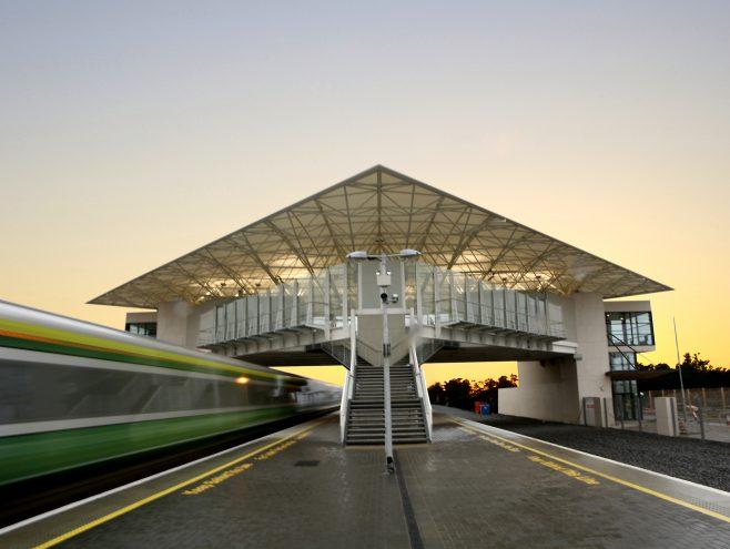 Adamstown Rail Station | Paul Sharp