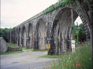 Borris viaduct, KNOCKNAGUNDARRAGH, Co. Carlow | National Inventory of Architectural Heritage