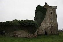 Deel Castle by Mike Searle | https://www.geograph.org.uk/photo/1954407