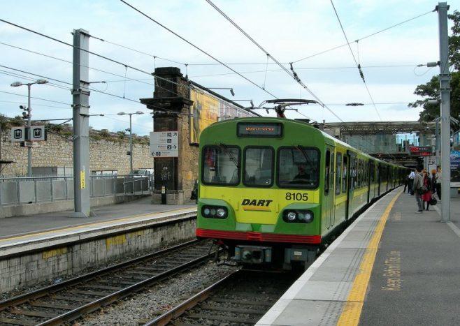 Dún Laoghaire (Mallin) railway station  | Paul Sharp