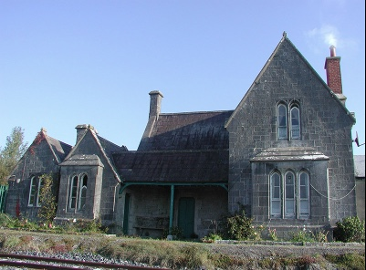 Geashill Rail Station, Ard, County Offaly