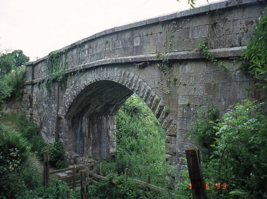 Haggerty's Bridge, Kilcoltrim, Co. Carlow   National Inventory of Architectural Heritage