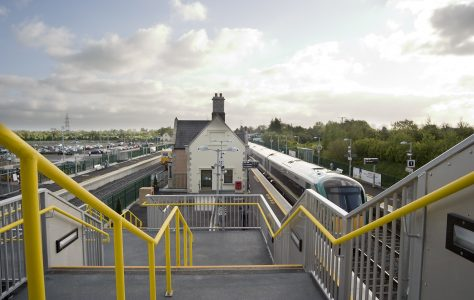Hazelhatch and Celbridge railway station, Co. Kildare