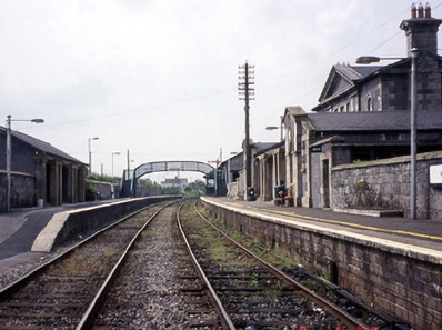 Muine Bheag Railway Station | National Inventory of Architectural Heritage