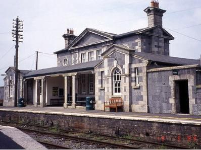 Muine Bheag Railway Station