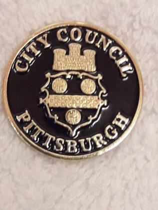 Pittsburgh City Council emblem.  | Michael Larkin