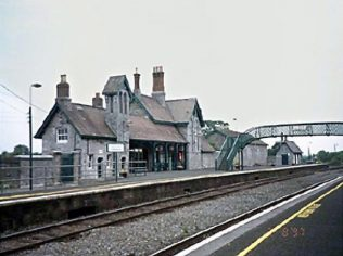Portarlington railway station | National Inventory of Architectural Heritage