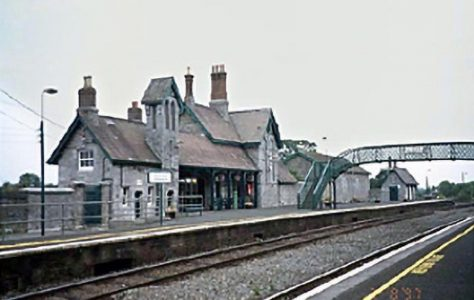 Portarlington Railway Station