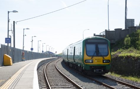 Rosslare Europort Rail Station, Wexford