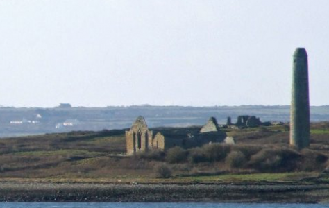 Scattery Island Heritage, Co. Clare