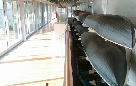 What boats are in the Irish Folklife Collection?