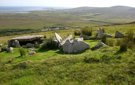Achill Island's Megalithic Monuments