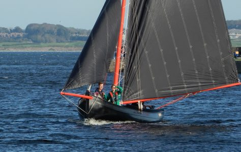 Reviving the Galway hooker