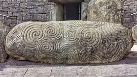 Loughnashee Rock Art