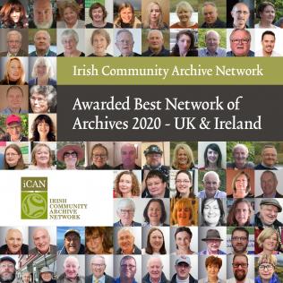 Irish Community Archive Network (iCAN) wins prestigious award