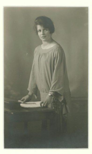 Eileen McCarthy (née Scott) | McCarthy Family