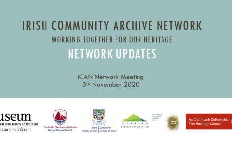 Online Network Meeting, 3rd November 2020