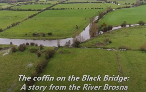 The coffin on the Black Bridge: A story from the River Brosna