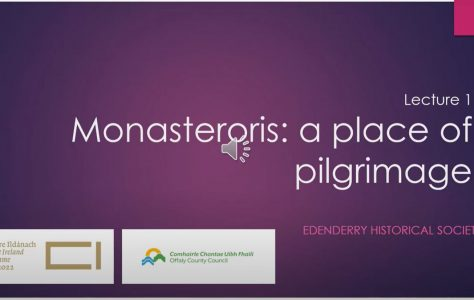 Monasteroris, Edenderry: a place of Pilgrimage