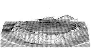 Wiremesh Topographic image of Carrowlurgan  Rath | https://www.travels-in-time.net/ireland09moneng.htm